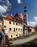 Krumlov, Czech Republic Stock Photos