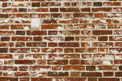 Medieval brick wall background Royalty Free Stock Photo