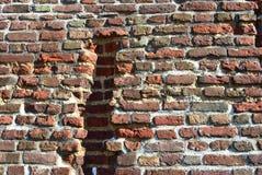 Medieval Brick Wall - Ottoman Empire. Ottoman Empire. Brick Wall - medieval. Closeup. Kalemegdan Park in Belgrade, Serbia Royalty Free Stock Images