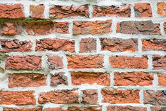 Medieval brick wall Stock Photo