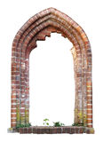 Medieval Brick Window Royalty Free Stock Photography