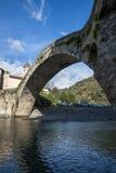 Medieval bridge Stock Photos