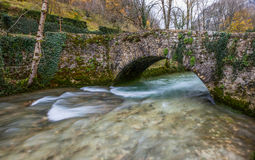 Medieval Bridge I Royalty Free Stock Photography