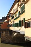 Medieval bridge Ponte Vecchio in Florence Stock Photo