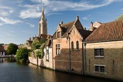 Medieval Bruges, Belgium Royalty Free Stock Photo