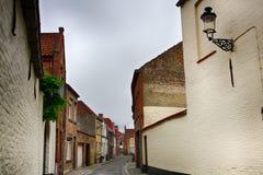 Medieval Bruges Stock Image