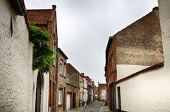Medieval Bruges Stock Images
