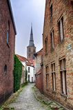 Medieval Bruges Stock Photography