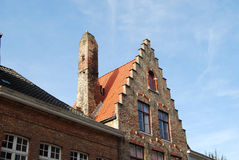 Medieval Bruges Royalty Free Stock Photos