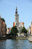 Medieval Brugge Royalty Free Stock Images