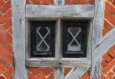 Medieval Building Detail Royalty Free Stock Photo