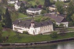Medieval Building Stein am Rhein Switzerland Stock Photo