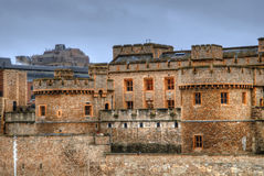 Medieval buildings Royalty Free Stock Image