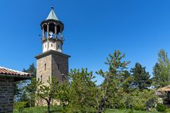 Free Medieval Buildings In Lyaskovski Monastery St. Peter And St. Pau Royalty Free Stock Photos - 122241788