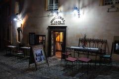 Medieval Cafe & Restaurant Stock Photos