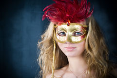 Medieval carnival Stock Images