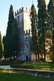 Medieval Castello, Conegliano Veneto, Italy Royalty Free Stock Photography