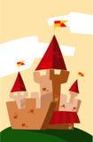 Medieval castle Stock Photos