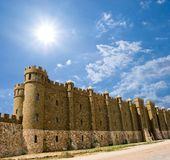 Medieval castle Royalty Free Stock Image