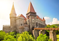 Medieval Castle Stock Photography