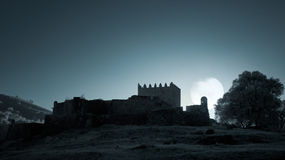 Free Medieval Castle Stock Photography - 35892042