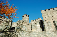 Medieval Castle Royalty Free Stock Photos