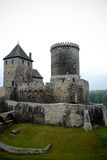 Old, medieval castle in Bedzin, Poland Royalty Free Stock Photo