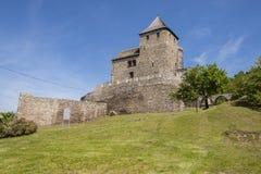 Medieval castle - Bedzin. Stock Images
