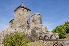 Medieval castle - Bedzin. Stock Photo