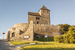 Medieval castle - Bedzin, Poland Stock Image
