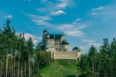 Medieval castle Stock Images