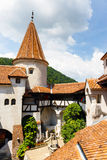 Medieval Castle of Bran Stock Photos