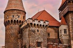 Medieval castle detail Stock Image