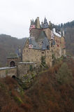 Medieval Castle Eltz in Germany Stock Images