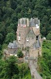 Medieval Castle in Germany stock photography