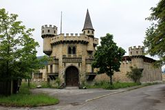Medieval castle - Germany Royalty Free Stock Photo