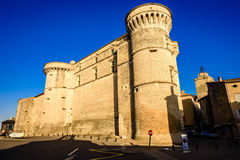 Medieval castle of Gordes, France Royalty Free Stock Photos
