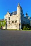 Medieval Castle Het Steen, Antwerp, Belgium Stock Image
