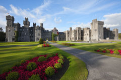Medieval Castle, Ireland stock images