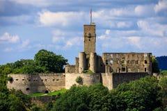 Medieval castle of Koenigstein Stock Photo