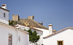 Medieval Castle of Marvao, Portugal Royalty Free Stock Photos