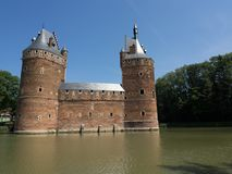 Medieval castle. Royalty Free Stock Photo