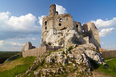 Medieval castle Mirow Royalty Free Stock Photo