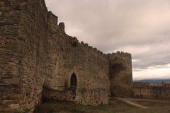 Medieval castle photo detail. Nice medieval castle photo detail stock photos