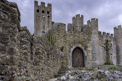 Medieval castle, Portugal Royalty Free Stock Photo