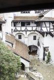 Medieval castle romania Stock Photography