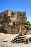 Medieval castle of Sortelha. Portugal Stock Photography