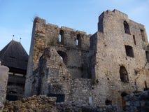 Medieval castle Stari Grad in Celje in Slovenia. Old medieval castle Stari Grad in Celje in Slovenia Royalty Free Stock Image