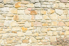 Medieval castle texture Royalty Free Stock Photography