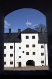 The medieval castle in Turku, Finland Royalty Free Stock Image